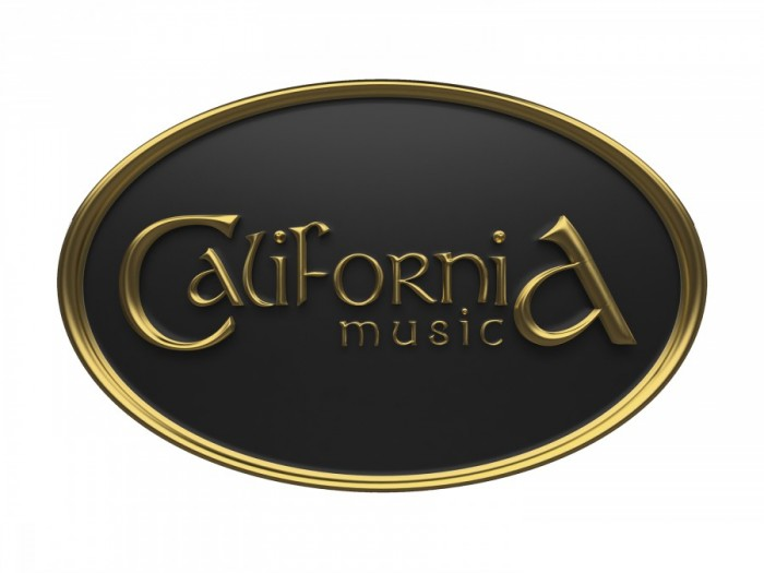 Logotipo  california musica
